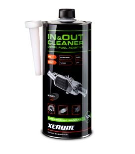 Xenum In & Out Cleaner, 1,5L - additif nettoyant filtre a particules (fap) et multifonction